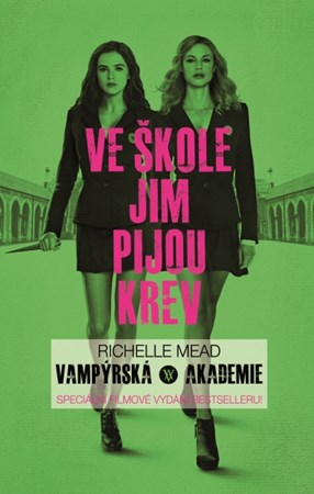 Vampýrská akademie – filmové vydání