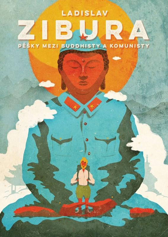 PĚŠKY MEZI BUDDHISTY A KOMUNISTY/BIZBOOKS