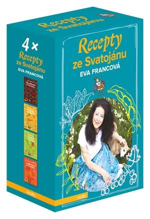 Eva Francová – Recepty ze Svatojánu BOX
