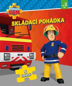 Požárník Sam - Skládací pohádka