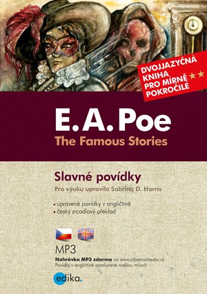 Edgar Allan Poe - Slavné povídky B1/B2