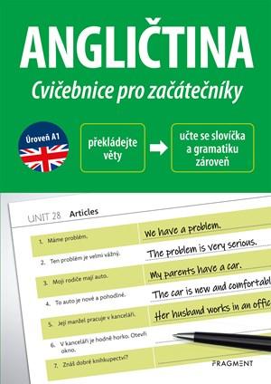 Angličtina – cvičebnice pro začátečníky   Magdalena Filak, Filip Radej