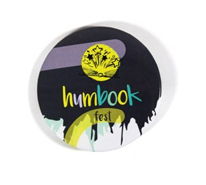 Humbook 2019 – placka HumbookFest
