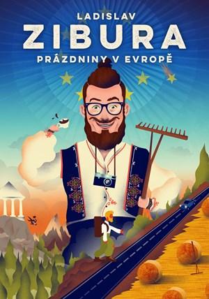 Prázdniny v Evropě s podpisem autora