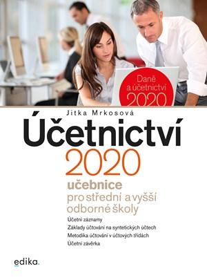 Účetnictví 2020, učebnice pro SŠ a VOŠ