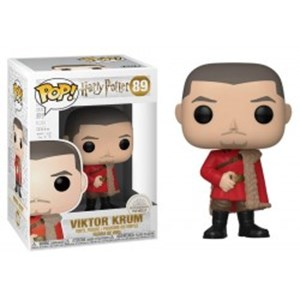 Funko Pop figurka 89 – Harry Potter – VIKTOR KRUM YULE BALL