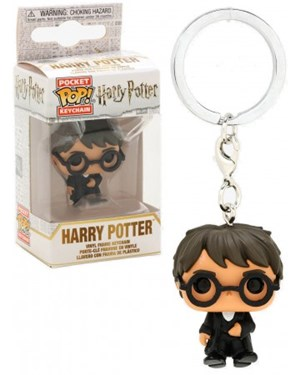 Funko Pop figurka Pocket POP keychain – Harry Potter – HARRY POTTER YULE BALL