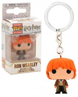 Funko Pop figurka Pocket POP keychain – Harry Potter – RON WEASLEY YULE BALL