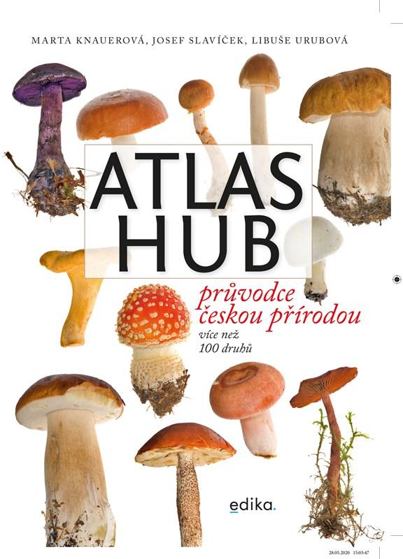 ATLAS HUB-PRŮVODCE ČESKOU PŘÍRODOU