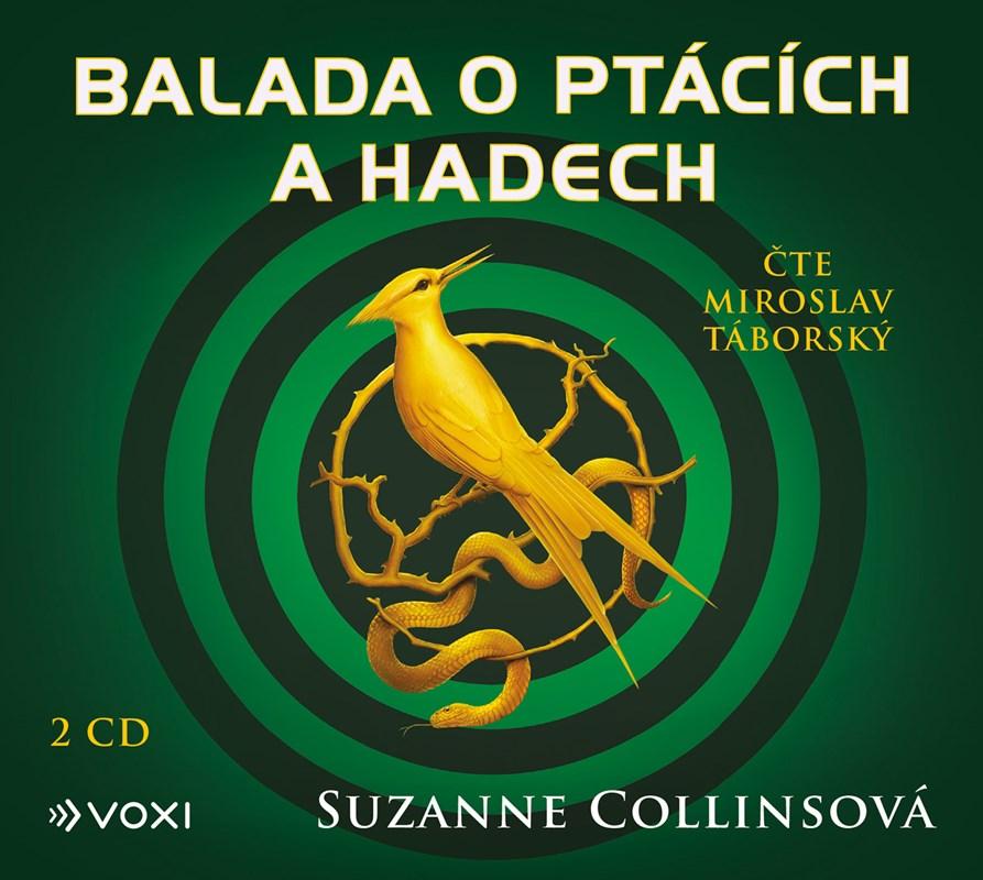 CD-BALADA O PTÁCÍCH A HADECH