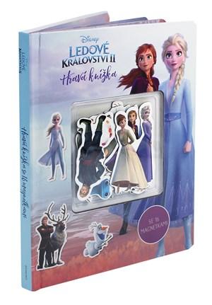 Ledové království 2 - Hravá knížka