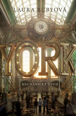 YORK: Mechanický duch