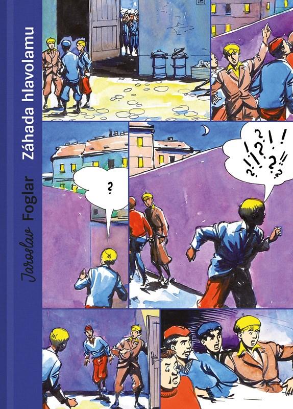 Záhada hlavolamu (sběratelské vydání)