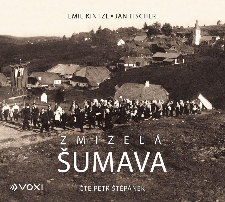 CD ZMIZELÁ ŠUMAVA