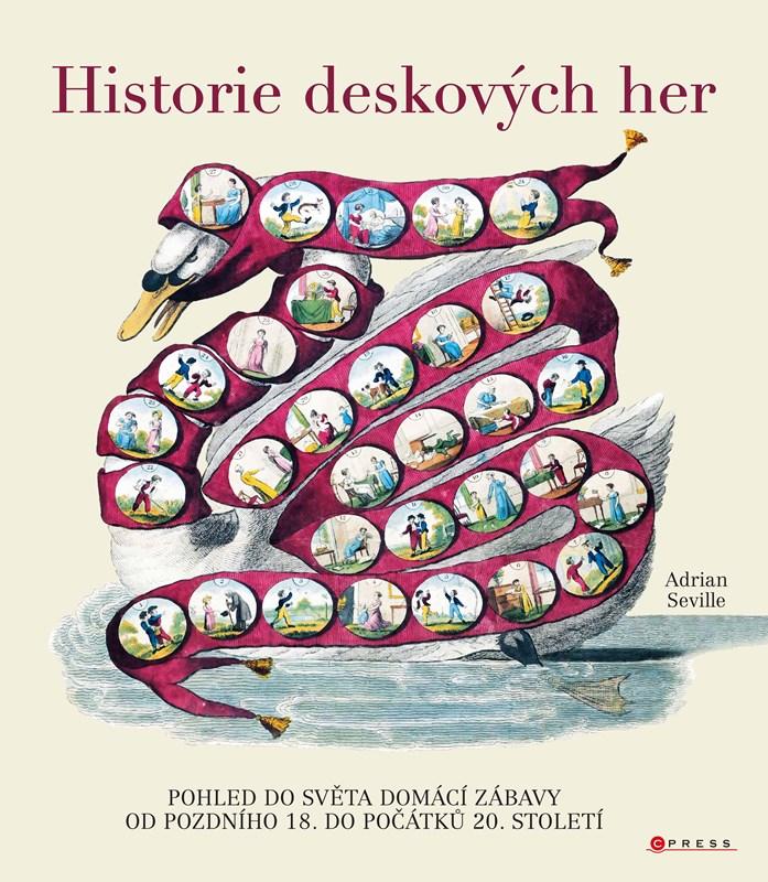 HISTORIE DESKOVÝCH HER