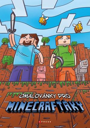 Omalovánky pro Minecrafťáky