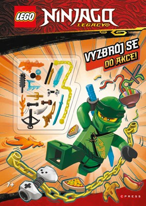 LEGO® NINJAGO® Vyzbroj se do akce!