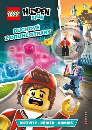 LEGO® Hidden Side™. Duchové z druhé strany