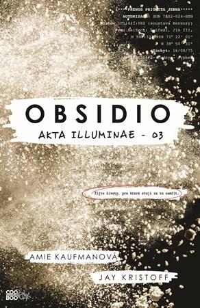 Obsidio – brožované