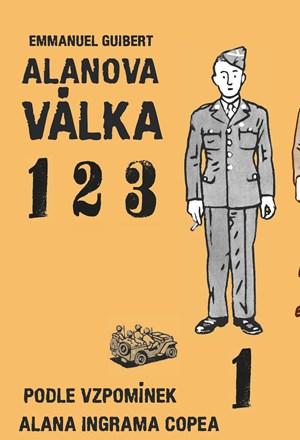 Alanova válka - Souborné vydání 1-3
