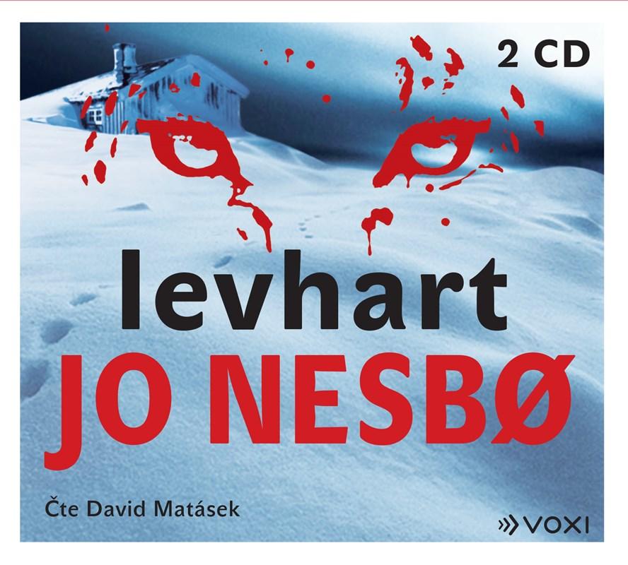 LEVHART CD (AUDIOKNIHA)