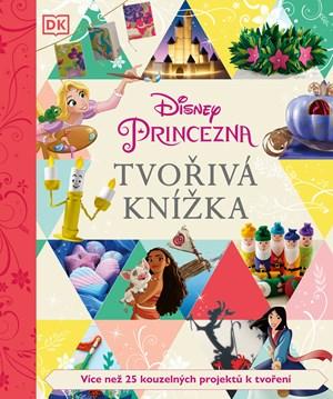 Disney Princezna - Tvořivá knížka