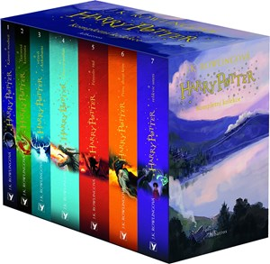 Harry Potter (Jonny Duddle) – box 1-7