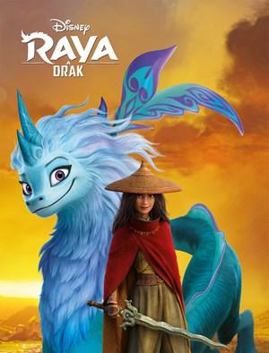 Raya a drak - Příběh podle filmu