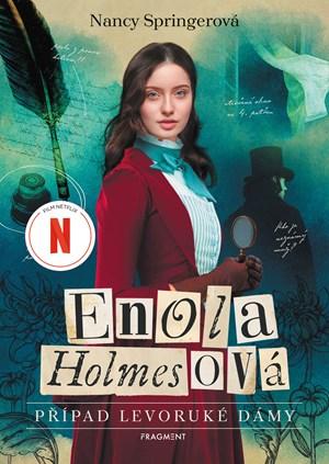 Enola Holmesová – Případ levoruké dámy