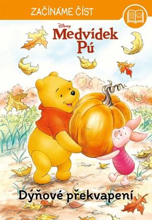 Medvídek Pú - Začínáme číst - Dýňové překvapení