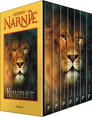 NARNIE – komplet 1.-7.díl – box