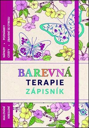Barevná terapie - Zápisník | . kolektív, Sam Lomanová