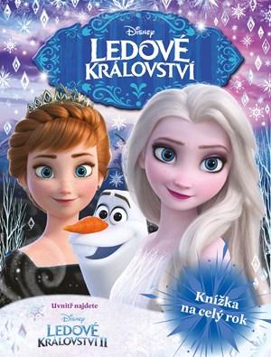 Ledové království - Knížka na celý rok