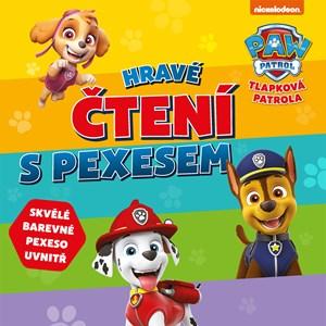 Tlapková patrola - Hravé čtení s pexesem