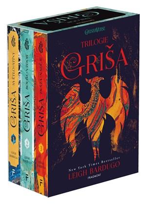 Griša – komplet 1.-3. díl – box