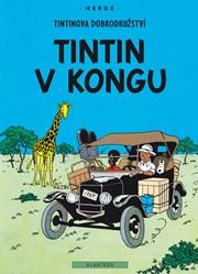 Tintin (2) - Tintin v Kongu