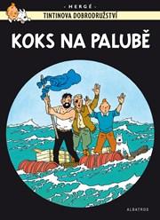 Tintin (19) - Koks na palubě