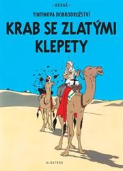 Tintin (9) - Krab se zlatými klepety