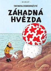 Tintin (10) - Záhadná hvězda