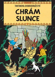 Tintin (14) - Chrám Slunce