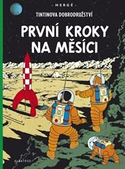 Tintin (17) - První kroky na Měsíci