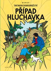 Tintin (18) - Případ Hluchavka