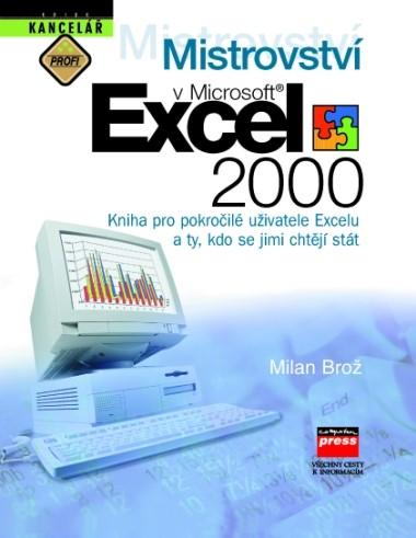 Mistrovství v Microsoft Excel 2000 | Milan Brož