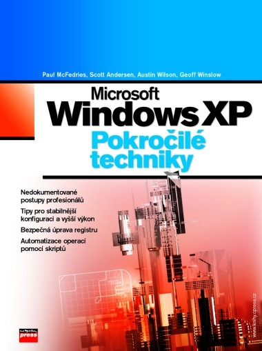Microsoft Windows XP   Paul McFedries, Scott Andersen, Austin Wilson, Geoff Winslow