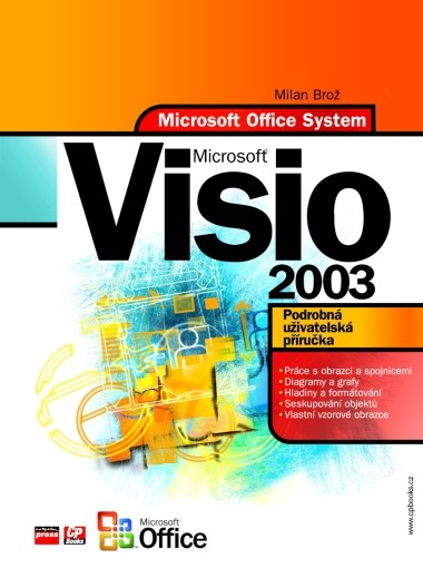 Microsoft Office Visio 2003 | Milan Brož
