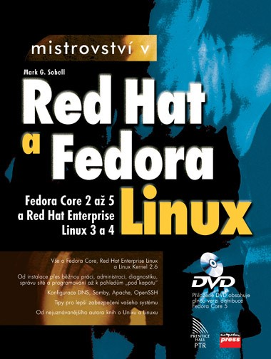 Mistrovství v RedHat a Fedora Linux | Mark G. Sobell