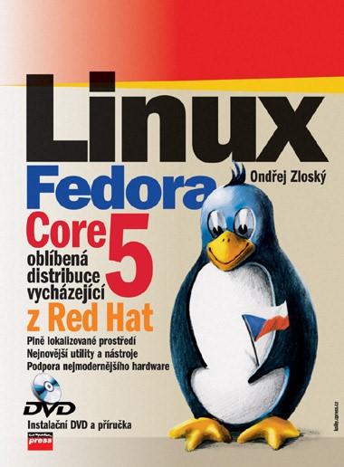 Linux Fedora Core 5 | Ondřej Zloský