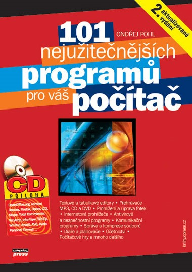 101 nejužitečnějších programů pro váš počítač   Ondřej Pohl