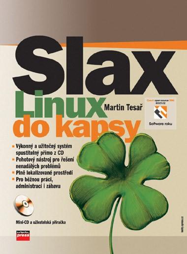 Slax - Linux do kapsy | Martin Tesař