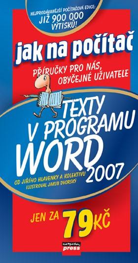 JNP TEXTY V PROGRAMU WORD 2007